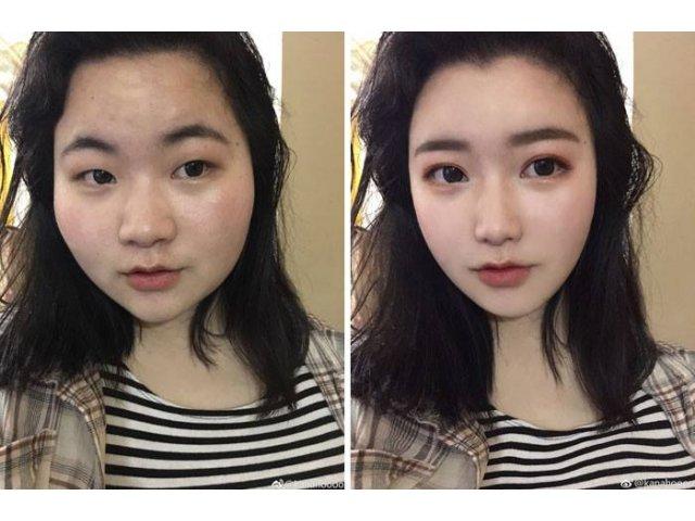 Photoshop dus la extrem. 10+ imagini care arata obsesia chinezoaicelor de a fi perfecte pe retelele sociale