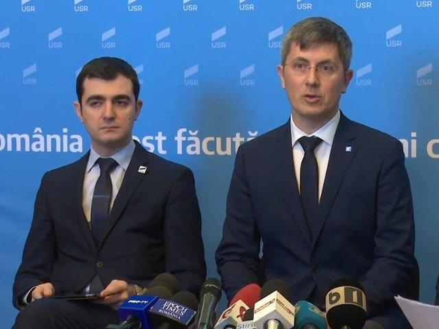 """""""USR repara dupa PSD"""": Uniunea Salvati Romania prezinta solutii pentru cand va veni la guvernare"""