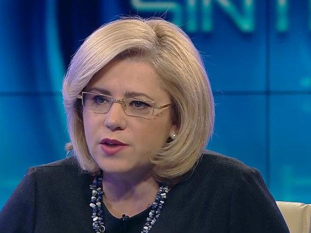 Corina Cretu: Sunt putin dezamagita de ritmul lent in care Romania a derulat si implementat programe europene