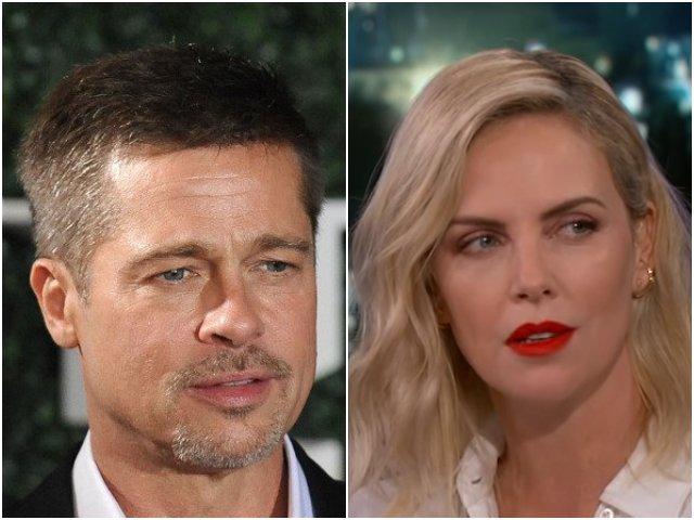 The Sun: Charlize Theron si Brad Pitt, cel mai nou cuplu de la Hollywood