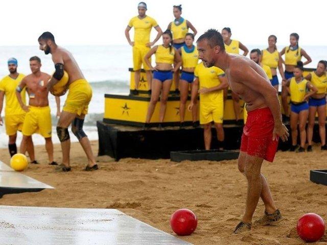 Exatlon 3: Romania, invinsa de Ungaria in al doilea meci international
