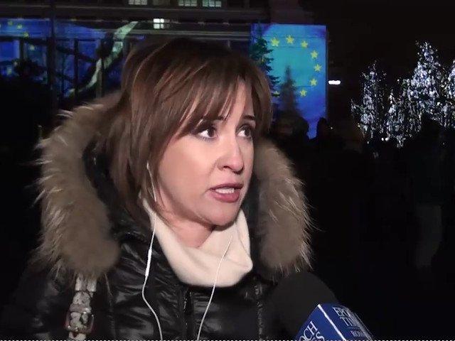 Medeea Marinescu, mesaj din Piata Victoriei: Se poate si mai rau. A venit momentul sa nu mai uitam/ VIDEO
