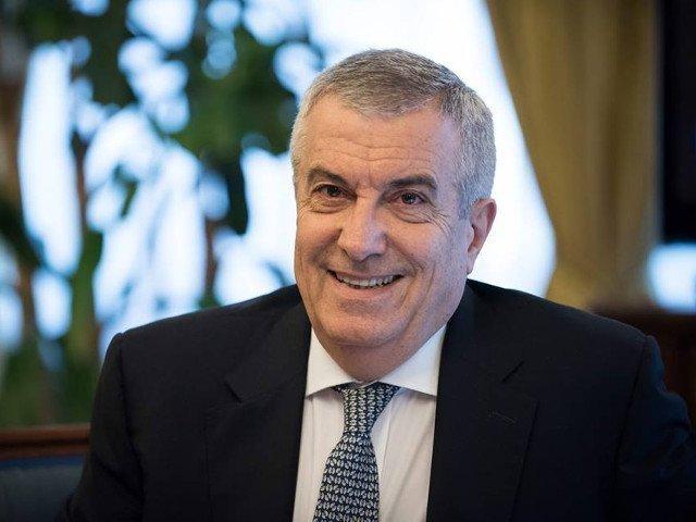 Tariceanu: Iohannis semneaza un cec in alb din partea Romaniei