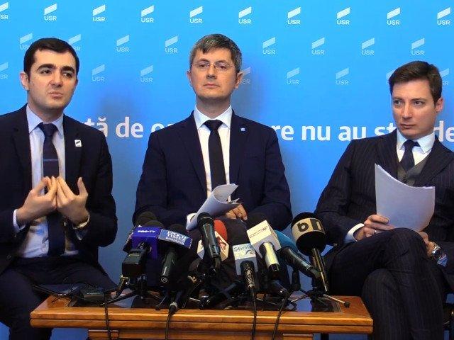 Andrei Caramitru, catre PSD: De ce nu am da si noi un OUG retroactiv in prima zi de guvernare care sa va si arunce in puscarie pe toti?