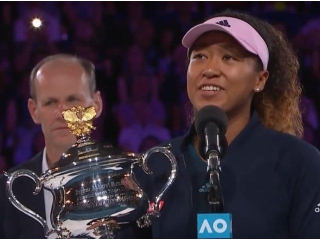 Australian Open: Naomi Osaka castiga la Melbourne, dupa ce a invins-o pe Kvitova/ VIDEO