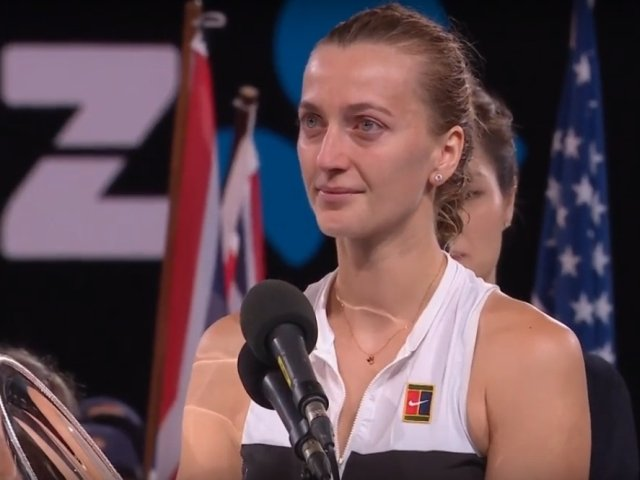 Australian Open: Kvitova, catre Osaka - A fost grozav. Felicitari ca esti numarul 1 mondial/ VIDEO
