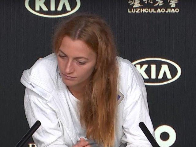 Fed Cup: Petra Kvitova nu va juca in echipa Cehiei contra Romaniei