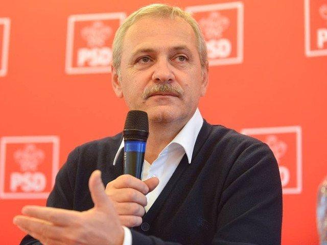Dragnea, in dialog cu utilizatorii pe Facebook. Liderul PSD da vina pe BNR pentru deprecierea leului