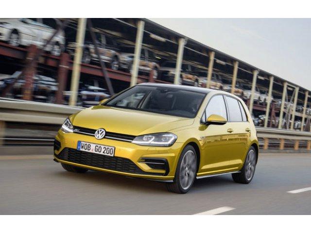 Top 25: cele mai vandute masini in Europa in 2018. VW Golf ramane pe prima pozitie, in timp ce Dacia Sandero urca pe locul al 11-lea