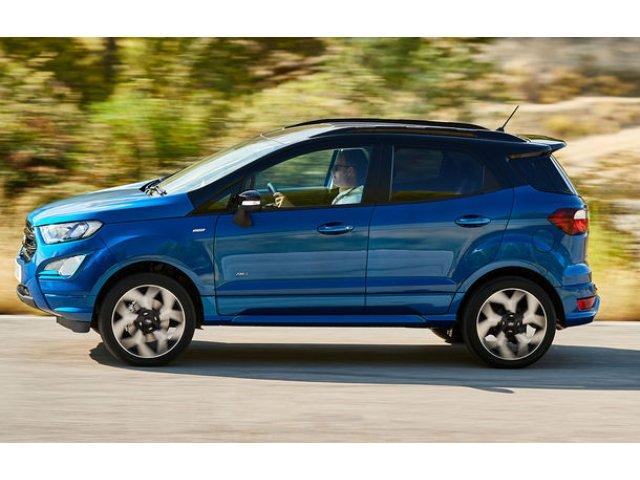 Ford a produs aproape 142.000 de unitati Ecosport la Craiova in 2018: productia si exporturile s-au triplat comparativ cu 2017