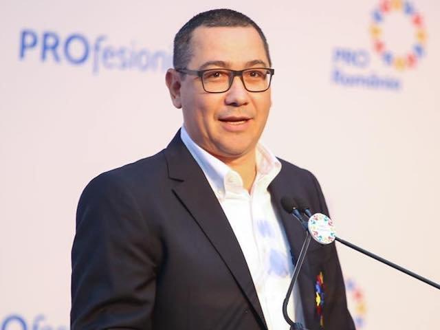 Ponta, despre afirmatia lui Dragnea ca Pro Romania ar fi facut de securisti: Liviu, iar te scarpini la buba?