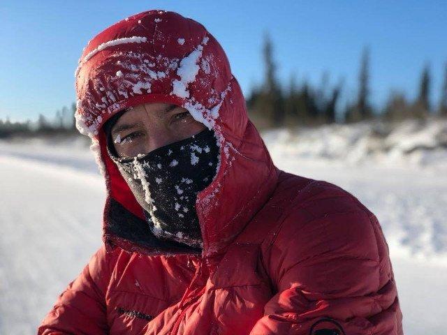Tibi Useriu, scos din competitia Yukon Arctic Ultra. Ultramaratonistul, transportat la spital cu elicopterul/ VIDEO