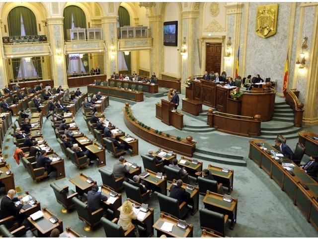 Pensiile speciale ale deputatilor si senatorilor, abrogate printr-un nou proiect de lege