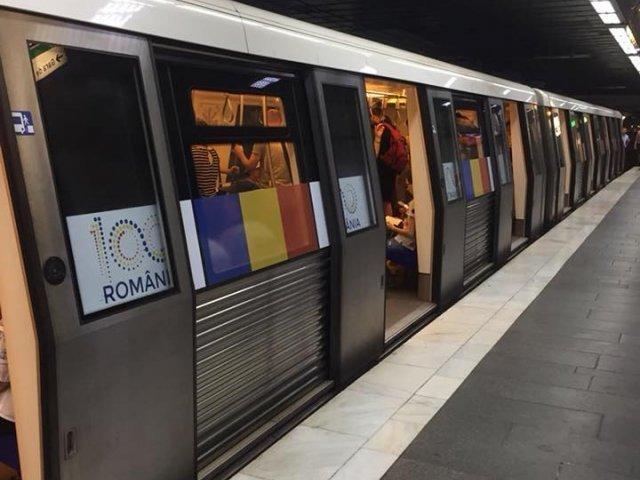 Un barbat a murit dupa ce a fost lovit de o ganitura la statia de metrou Gorjului