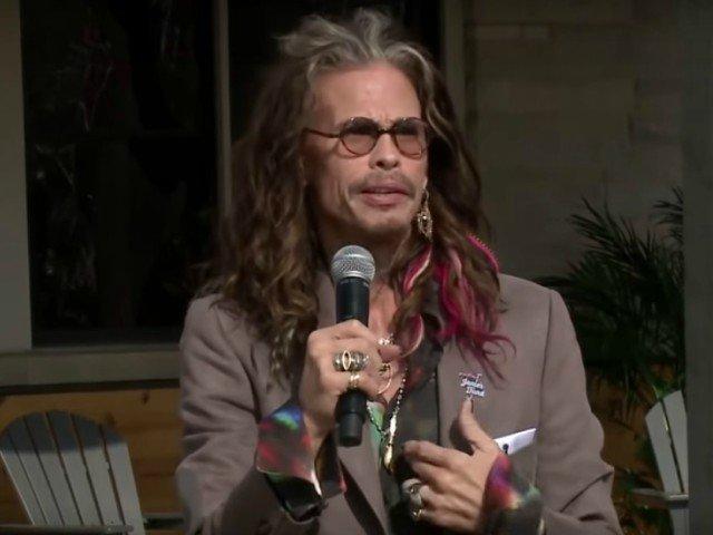 Steven Tyler, solistul trupei Aerosmith, a deschis un adapost pentru fetele abuzate