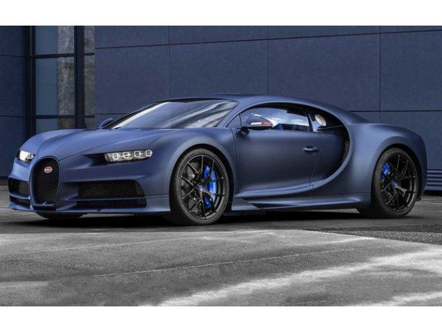 Bugatti implineste 110 ani si lanseaza o editie speciala bazata pe Chiron Sport: productia va fi limitata la 20 de unitati