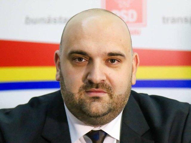 Deputatul de Giurgiu, Alexandru Andrei, a demisionat din PSD