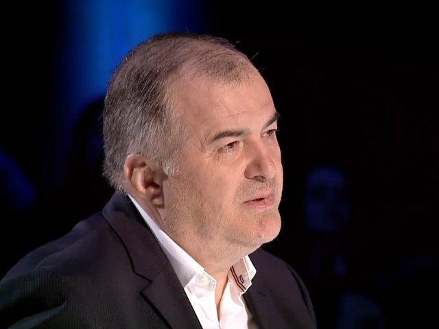 Florin Calinescu: Eu votez Plesoianu presedinte. La orice. La oriunde