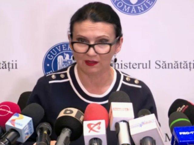 Sorina Pintea: Documentul prezentat de Raluca Birsan referitor la faptul ca e confirmata ca medic rezident este fals