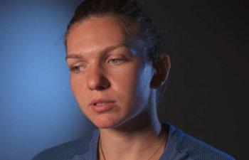 Simona Halep incheie colaborarea cu Thierry Van Cleemput