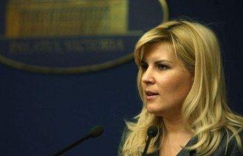 Elena Udrea, despre Kovesi: Daca eu am incalcat legea, atunci si ea a incalcat-o si ar trebui sa primeasca minim 6 ani de puscarie