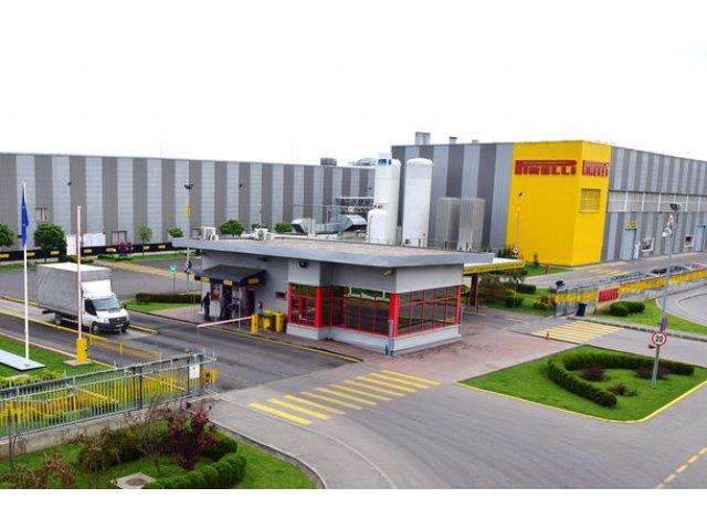 Pirelli va creste capacitatea de productie de la Slatina cu 50%: italienii vor produce anual 15 milioane de anvelope