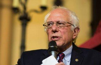 Senatorul american Bernie Sanders si-a anuntat inscrierea in cursa prezidentiala din 2020