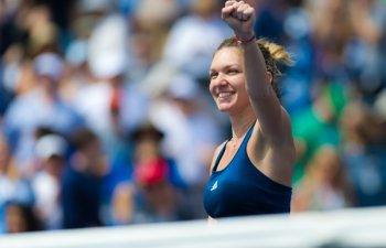 Turneul de la Dubai: Simona Halep s-a calificat in sferturi, dupa ce a invins-o pe Turenko