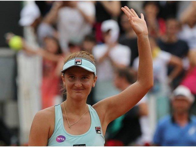 Irina Begu s-a calificat in sferturi la Budapesta