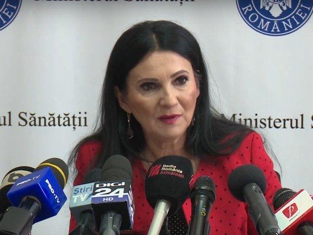 Sorina Pintea, despre bugetul Sanatatii: Este mai mare cu 6,1 miliarde de lei. Va face mult bine pacientilor