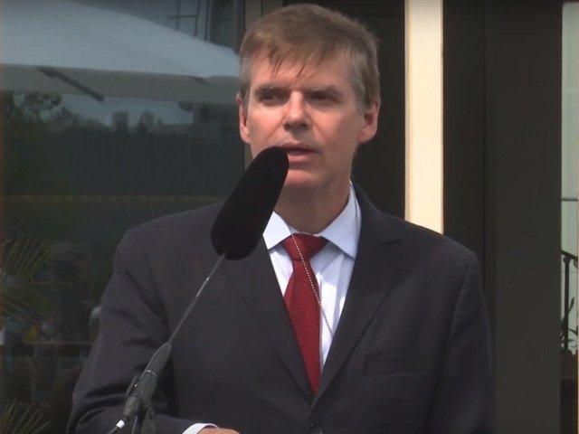 Consilierul ambasadei SUA: Suntem ingrijorati. Rusia are o strategie de slabire a Romaniei si a legaturilor sale cu Vestul