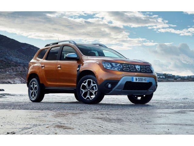 Premiera pe piata din Romania: Dacia Duster, cel mai vandut model in luna ianuarie. Ford Ecosport intra in top 10