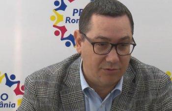 Ponta: Romanii vor avea credite mai scumpe decat alti cetateni europeni pentru ca sunt guvernanti prosti si hoti