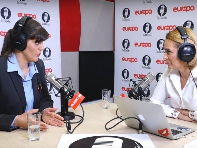 Laura Codruta Kovesi, despre sefia Parchetului European, in interviul cu Andreea Esca: Am facut ce a tinut de mine/ VIDEO
