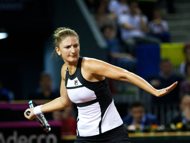 Indian Wells: Irina Begu a fost invinsa de Bianca Andreescu in primul tur