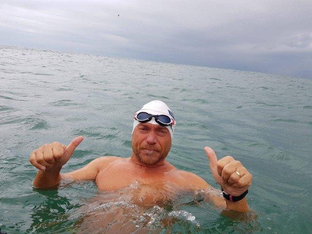 Sportivul Avram Iancu ia startul in ultramaratonul Arctiv Ultra 6633