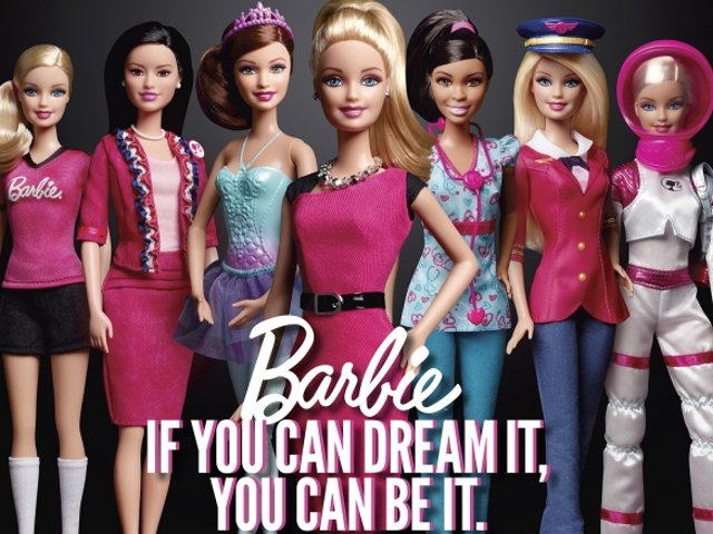 Papusa Barbie aniverseaza 60 de ani