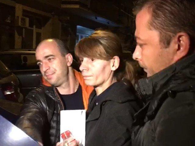 Magdalena Serban, criminala de la metrou, condamnata definitiv la inchisoare pe viata