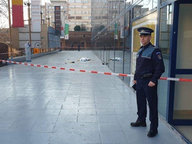 Un procuror de la DNA Timisoara s-a sinucis, aruncandu-se de la etajul cladirii in care lucra