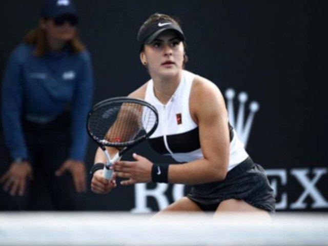 Bianca Andreescu s-a calificat in finala de la Indian Wells