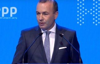 Manfred Weber: Romania ar trebui sa fie mandra ca primul procuror-sef european ar putea fi un reprezentant al ei