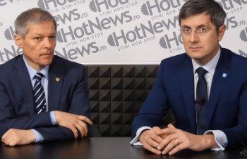 Liderii Aliantei USR-PLUS: Sustinem ca alegerea primarilor sa se faca in doua tururi de scrutin