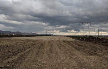 La doua zile de la inceperea lucrarilor la Autostrada Moldovei au disparut utilajele de pe santier/ FOTO