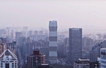 In Shanghai s-a inaugurat un zgarie-nori inspirat de