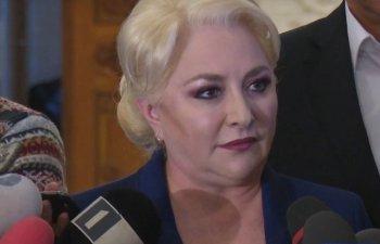 Dancila: Ne confruntam cu incercarile unor cetateni care doresc cu orice chip ca Romania sa nu aiba autostrazi