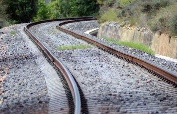 Vagonul unui tren a deraiat, in Brasov