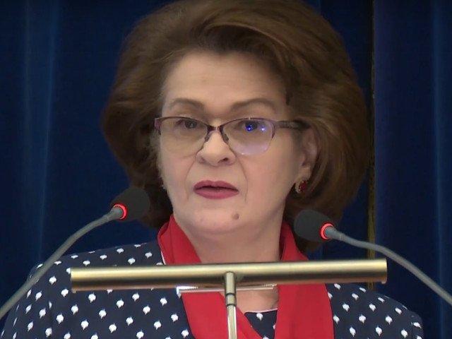 Cristina Tarcea, despre sesizarea lui Iordache la CCR: Este o presiune asupra instantelor de judecata