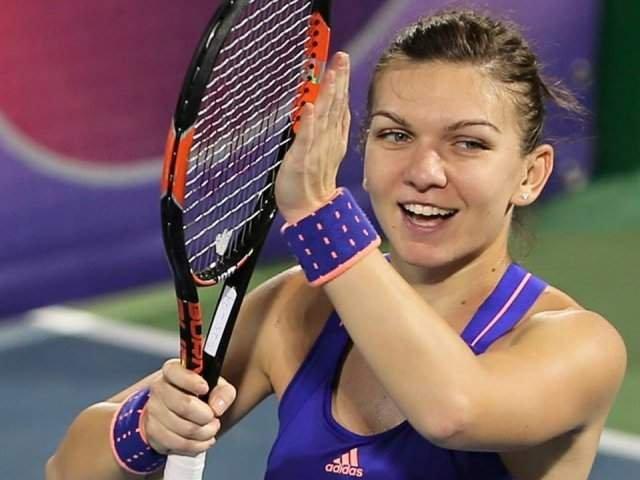 Simona Halep s-a calificat in sferturi la Miami Open 2019