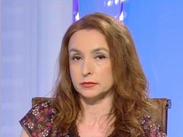 Ingrid Mocanu, despre Tarcea: Sefa Inaltei Curti ori are probleme psihice, ori fumeaza ceva