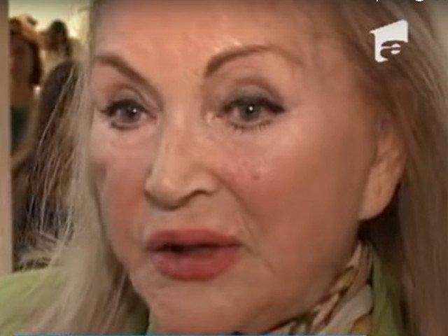 "Zina Dumitrescu a murit. ""Mama modei romanesti"" avea 82 de ani"